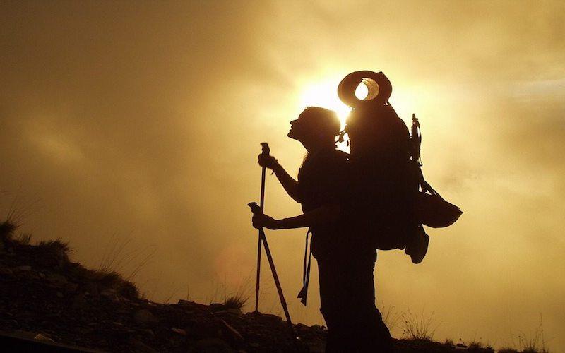 Att göra Camino de Santiago ensam eller i sällskap... Vad är bäst ... 8650ef1eb6