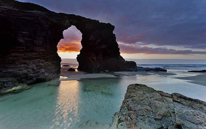 Image result for galicia beach 800 x 500