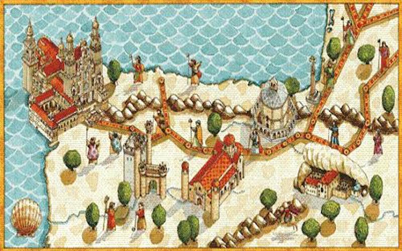The History Of El Camino Useful Guide To Camino De Santiago Guia