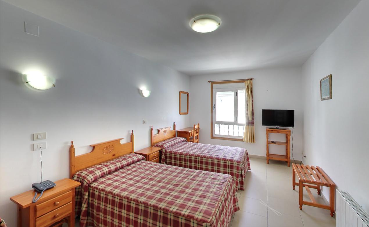 Hotels Langs De Camino Frances Onze Op Blog En Residential Wiring Quizlet Palas Rei Melide
