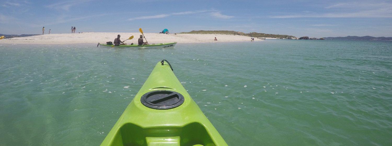 Kayak the Camino de Santiago (The Way of Saint James)