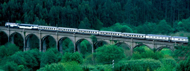 La Costa Verde Express****: Bilbao- Santiago de Compostela