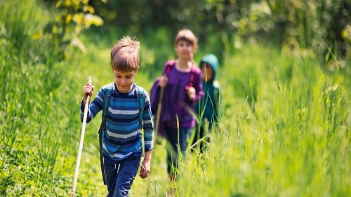 Do the Camino with kids!