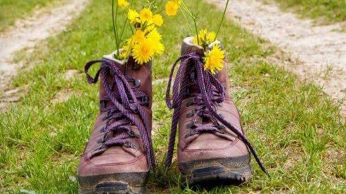 4 tips to maintain your walking shoes