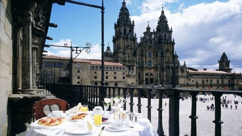 Take a ship to wild, romantic Northern Spain and discover paradise in the Paradors