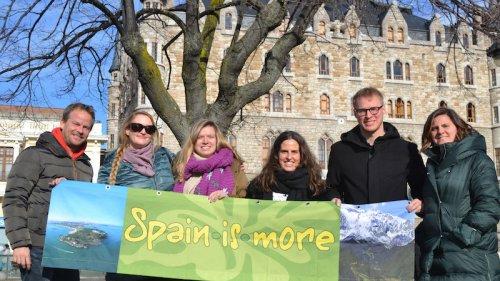 ¿Dónde está la oficina de Spain is More?