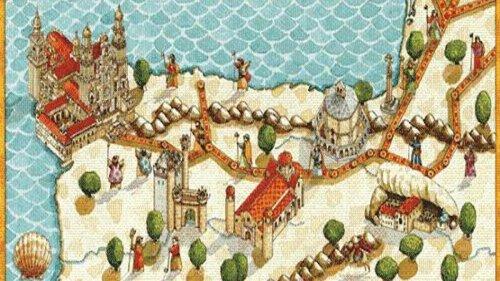 Camino de Santiagos historia