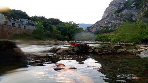 Natural Baths in Cantabria